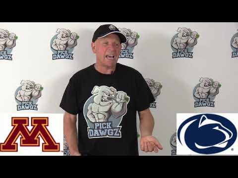 Penn State vs Minnesota 2/8/20 Free College Basketball Pick and Prediction CBB Betting Tips