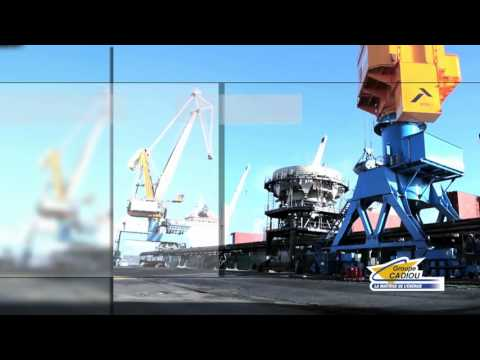 Groupe Cadiou - Spécialiste de l'électricité industrielle