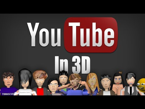 Youtube In Real 3D!!!