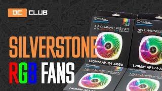Silverstone RGB fans