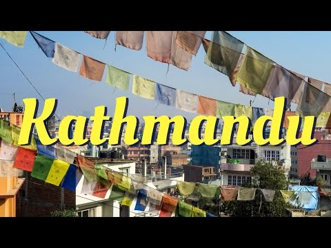 Kathmandu City Guide | Nepal Travel Video