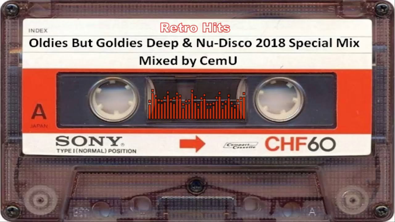 Retro Hits / Oldies But Goldies Deep & Nu Disco 2018 Special Mix / mixed by  CemU