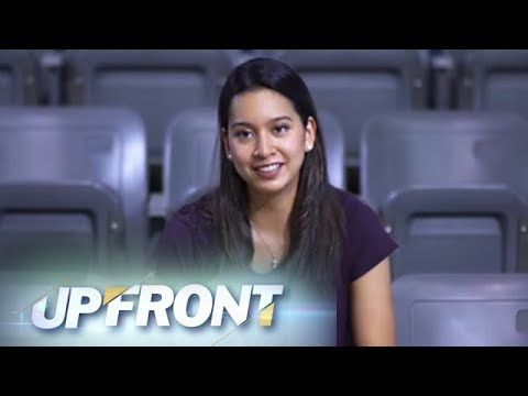 UPFRONT: Ateneo's girl tower Kat Tolentino on UAAP #ASK