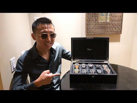看看亿万富翁的入场券-手表收藏