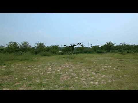 DJI WooKong-M New Feature-Protection Function For X6 Multi-rotor
