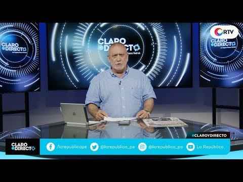 Se Acabó la Mamadera Naranja - Claro y Directo con Augusto Álvarez Rodrich