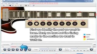 Teardrops On My Guitar Tutorial   Taylor Swift