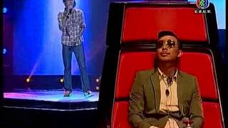 The Voice Thailand ธนนท์ จำเริญ Blind Audition