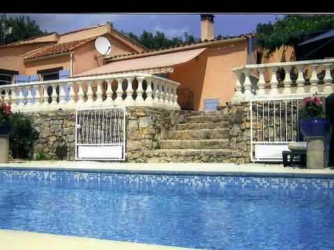 Beautiful holiday home with swimming pool at the French Riviera