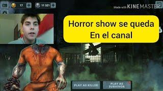 JonathanKiller se queda con horror show en el canal