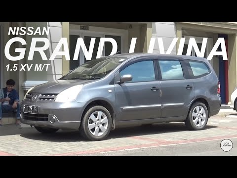Nissan Grand Livina 2006 Review & Test Drive