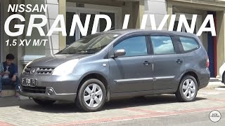 Nissan Grand Livina 2007 Review & Test Drive