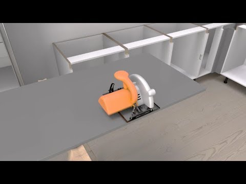 Wren Kitchens Infinity Decor End Panels Installation Youtube - Leicht Kitchen Fitting Instructions