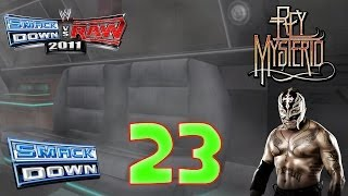 WWE SvR 2011 Road to Wrestlemania #023 [HD] - Rey Mysterio | Der Unfall | Lets Play SvR 2011