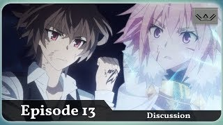 Fate/Apocrypha Episodes 13 Review/Discussion: Alliances and Betrayals