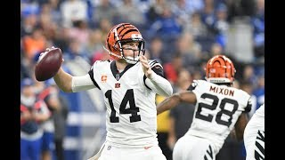 NFL Week 2 Betting Preview: Baltimore Ravens at Cincinnati Bengals