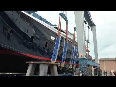 Varo megayacht Angra Too cantieri navali Castagnola di Lavagna