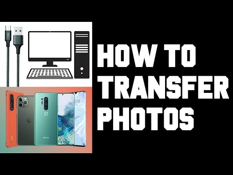 How To Transfer Photos From Android to PC With USB Cable - Phone Not Connecting To Computer Via USB