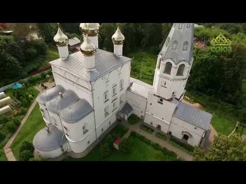 Крестовоздвиженский соборный храм и его жемчужина (г. Вязники)