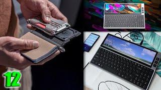 12 Cool products Alieאpress & Amazon 2021   New future tech. Amazing gadgets