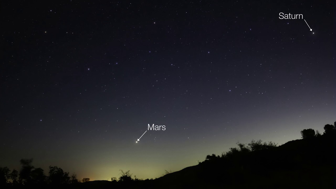 What's Up: July 2020 Skywatching Tips from NASA