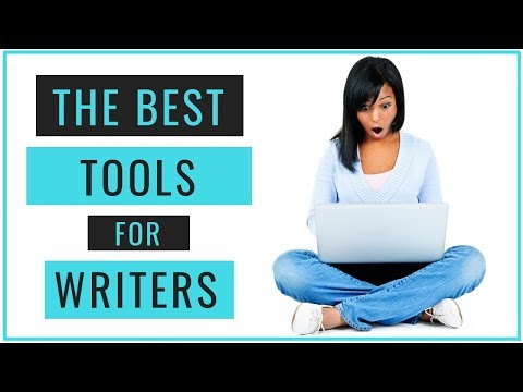 5 Tools For Writing A Book That Will Boost Confidence!