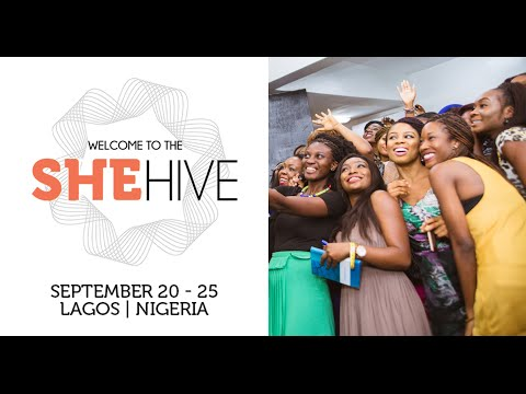 She Leads Africa hosts She Hive Lagos co-working space