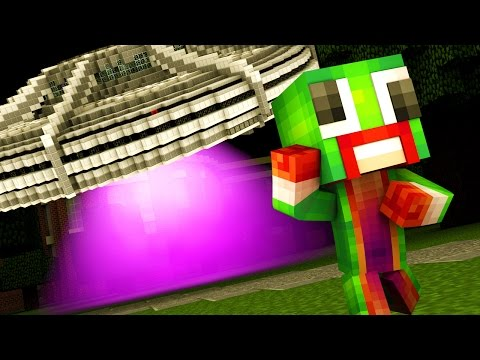 Minecraft Daycare - ABDUCTED BY ALIENS!