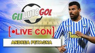 IN LIVE CON - Andrea Petagna