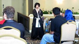 Ai no Senshi - Anime Next 2009 - Open Mic