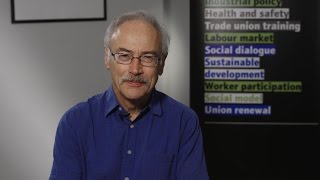 Interview Richard Hyman, Professor, London School of Economics, 25.09.14