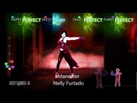 Just Dance 4 Full Song List Part 1
