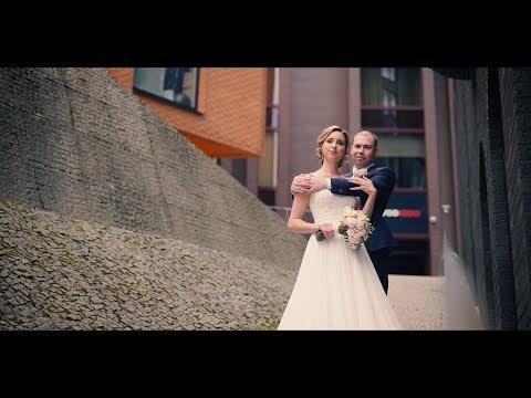 Olga & Maksim Wedding Trailer. Tallinn August 2017