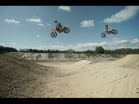DJI X5: Motocross