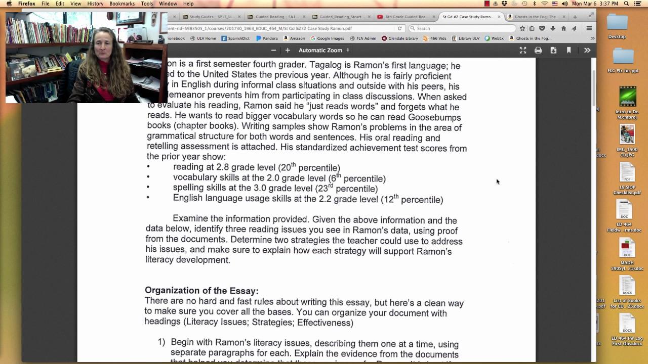 google case study essay