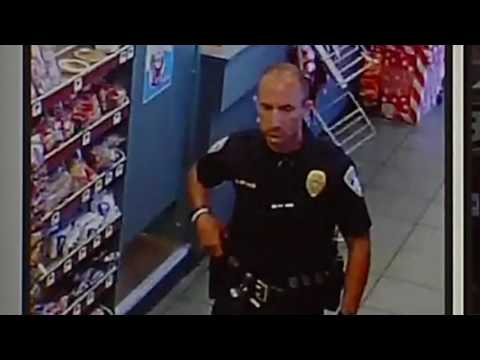 Graphics, videos detail Baton Rouge police ambush