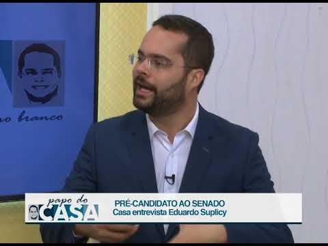 Papo do Casa: Eduardo Suplicy fala sobre carreira política e as eleições de 2018