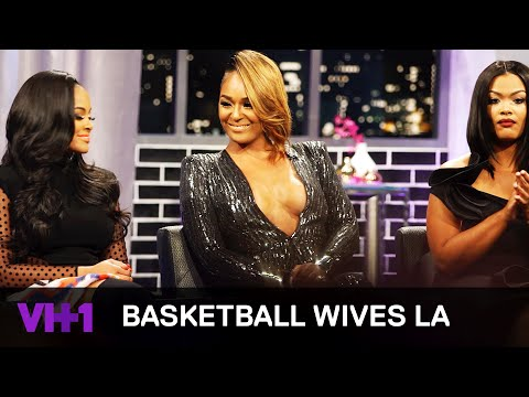 Basketball Wives LA | Backstage At the BBWLA Season 4 Reunion | VH1