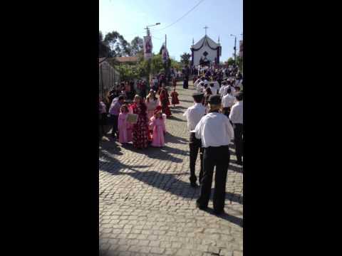 Procissão do Senhor dos Passos em Tamel São Veríssimo, Barcelos