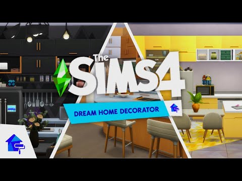 The Sims 4 | Dream Home Decorator | Kitchens | Stop motion | NOCC |