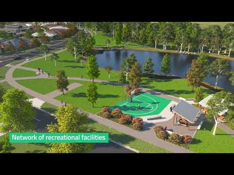 Whitlam - The first look at Canberra's newest suburb