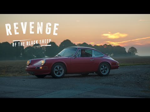Once a Black Sheep, the Porsche 912 Has Its Revenge