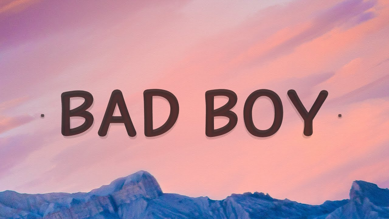Rochelle Diamante - Bad Boy (Lyrics)