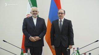 Կայացել է Հայաստանի և Իրանի արտգործնախարարների հանդիպումը ընդլայված կազմով