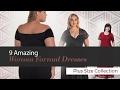 Plus Size Dresses - Cheap Price - Long bodycon dresses plus size 9 for women