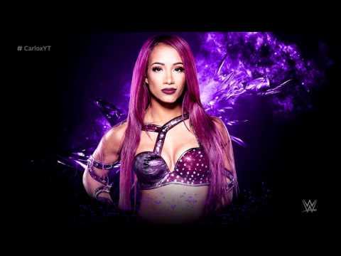 WWE: Sky's The Limit (Sasha Banks) [Instrumental] ►Theme Song - Custom Cover