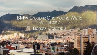 BMW Group at the One Young World 2017