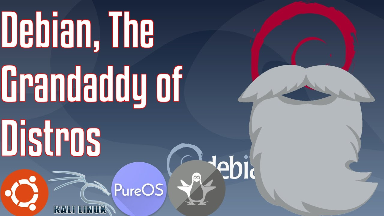 Debian Stable 10.4 Buster - The Grandaddy of many distros (installation and review)