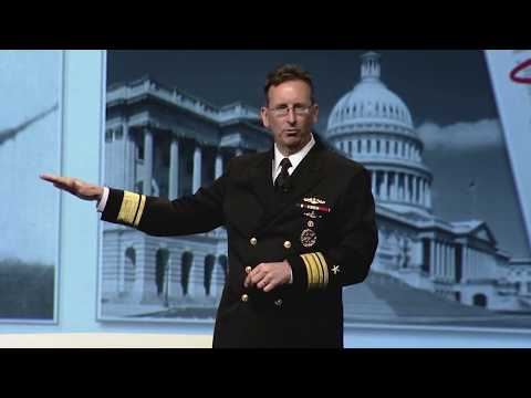 Rear Admiral David J. Hahn Keynote