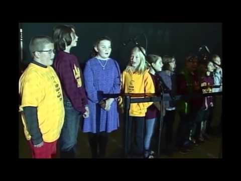 Grantham Village School - God Bless America - October 25, 2015